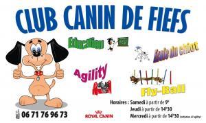 club canin fiefs